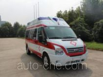 开沃牌NJL5049XJH5型救护车