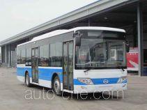 开沃牌NJL6100BEV2型纯电动城市客车