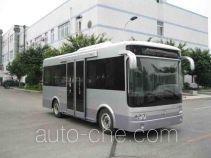 东宇牌NJL6660BEV型纯电动城市客车
