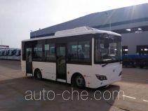 东宇牌NJL6680BEV型纯电动城市客车