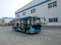 开沃牌NJL6680BEV18型纯电动城市客车