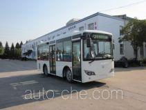 开沃牌NJL6769G4型城市客车