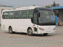 开沃牌NJL6907HEV型混合动力客车