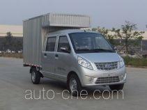 CNJ Nanjun NJP5021XXYSSA30M box van truck
