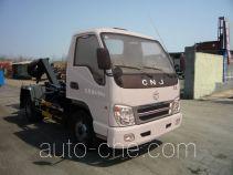 CNJ Nanjun NJP5080ZXXZD33B detachable body garbage truck