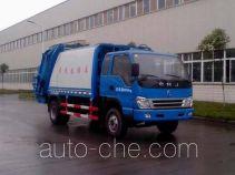 CNJ Nanjun NJP5100ZYSPP38B garbage compactor truck