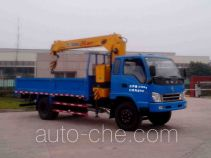 CNJ Nanjun NJP5120JSQPP45B truck mounted loader crane