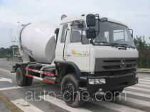 南骏牌NJP5140GJBHP42B型混凝土搅拌运输车