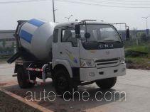 南骏牌NJP5160GJBFP33B型混凝土搅拌运输车