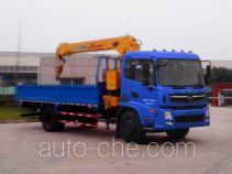 CNJ Nanjun NJP5160JSQRPA50B truck mounted loader crane