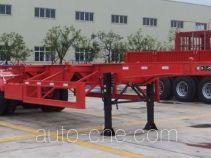 CNJ Nanjun NJP9400TJZG3200 container transport trailer
