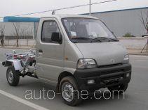 King Long NJT5020ZXX detachable body garbage truck