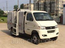 金龙牌NJT5034ZZZBEV型纯电动自装卸式垃圾车