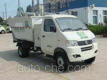 King Long NJT5032ZZZBEV electric self-loading garbage truck
