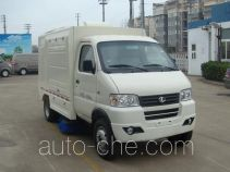 King Long NJT5035TSLBEV electric street sweeper truck