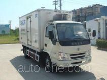 金龙牌NJT5042XLCBEV型纯电动冷藏车