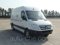 King Long NJT5045XXYBEV1 electric cargo van