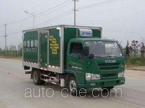 King Long NJT5060XYZ postal vehicle