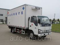 King Long NJT5070XYY medical waste truck