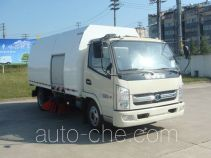 King Long NJT5080TSLBEV electric street sweeper truck