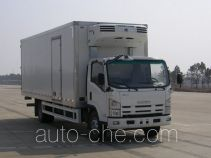 King Long NJT5100XLC refrigerated truck