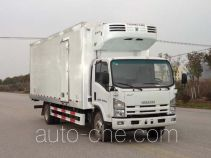 King Long NJT5101XLC refrigerated truck