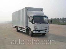 King Long NJT5101XYK wing van truck