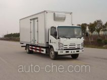 King Long NJT5101XXY box van truck