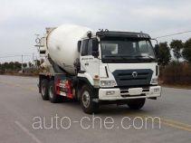 金龙牌NJT5252GJB型混凝土搅拌运输车
