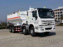 King Long NJT5310GXA ammonium nitrate transport truck