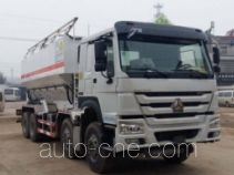 King Long NJT5310THR emulsion explosive on-site mixing truck