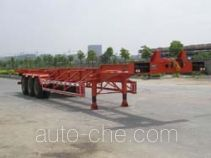 King Long container transport trailer