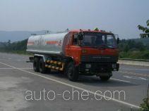 天印牌NJZ5250GHY型化工液体运输车
