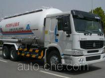 Tianyin NJZ5252GFL3 bulk powder tank truck