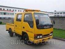 Isuzu NKR55ELBWJQX engineering rescue works vehicle