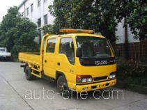 Isuzu NKR55LLEWACJQX engineering rescue works vehicle