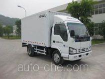 Isuzu NKR77GLEACJAX van truck