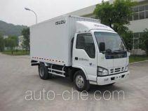 Isuzu NKR77GLEACJAX1 van truck