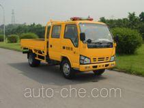 Isuzu NKR77LLCWCJAQX emergency vehicle
