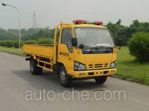Isuzu NKR77LLDACJAQX emergency vehicle