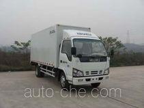Isuzu NKR77PLNACJAX van truck