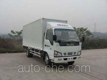 Isuzu NKR77PLPACJAX1 van truck