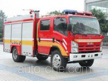Nanma NM5100GXFPM35 foam fire engine