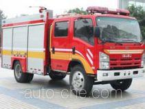Nanma NM5100GXFSG35 fire tank truck