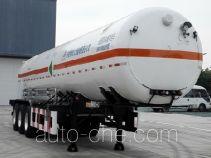 Mingxin NMX9400GDYR cryogenic liquid tank semi-trailer