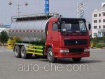 Mulika NTC5252GYSZZ liquid food transport tank truck