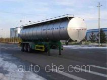 Mulika NTC9403GYS liquid food transport tank trailer