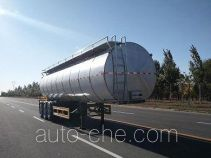 Mulika NTC9404GYS liquid food transport tank trailer