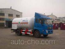 CIMC NTV5160GDY cryogenic liquid tank truck