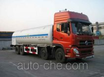 CIMC NTV5310GDYD cryogenic liquid tank truck
